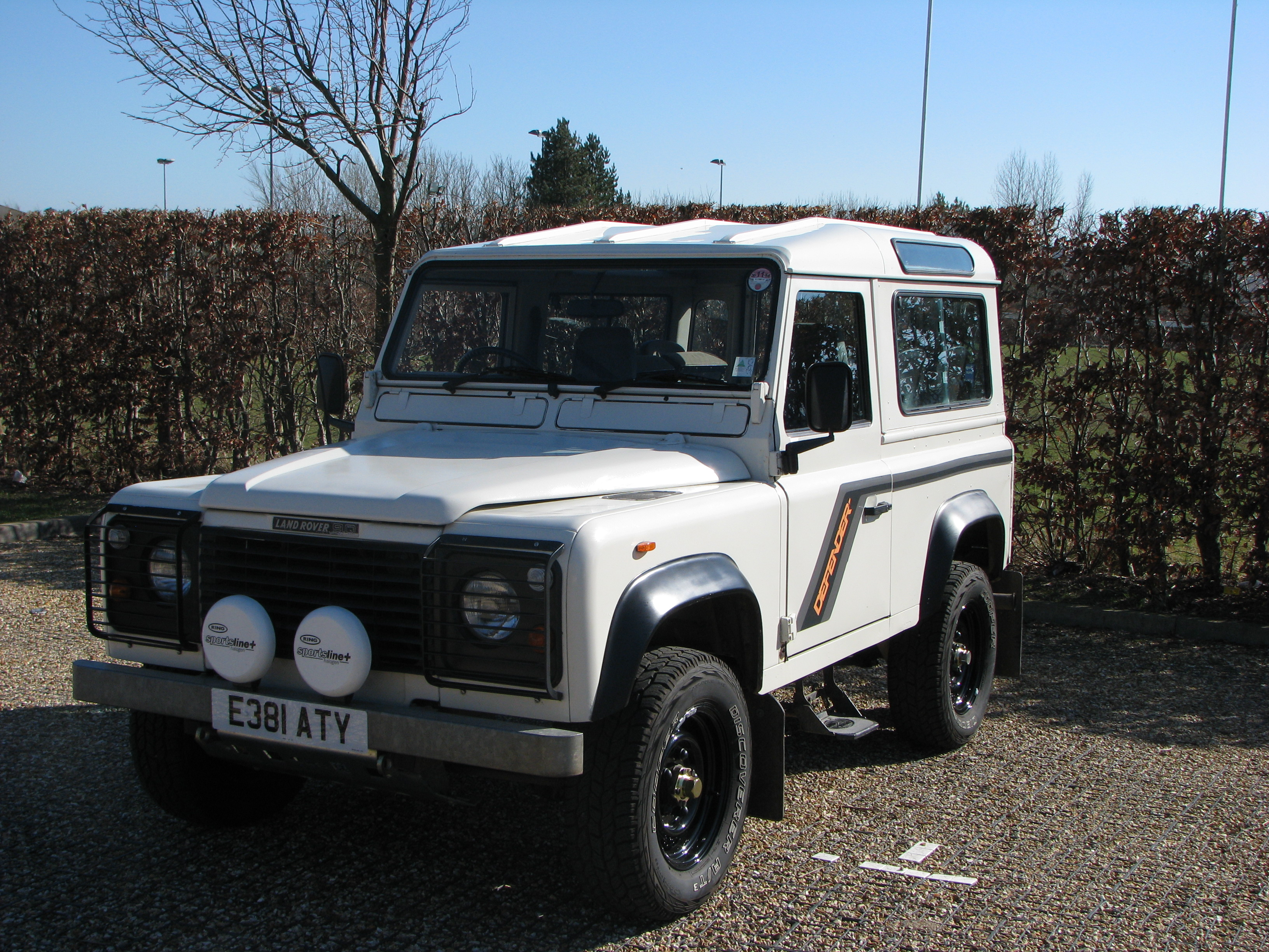 land rover 90 v8 station wagon for sale holmead. Black Bedroom Furniture Sets. Home Design Ideas